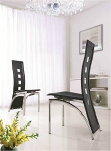 MODERN DESIGNER DINING CHAIRS (4 COLOURS) - G525