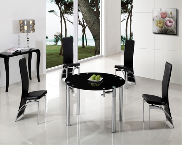 JAVA EXTENDING GLASS TABLE Dining Table and Chairs  : 801 501 from www.diningtables.co.uk size 594 x 474 jpeg 119kB