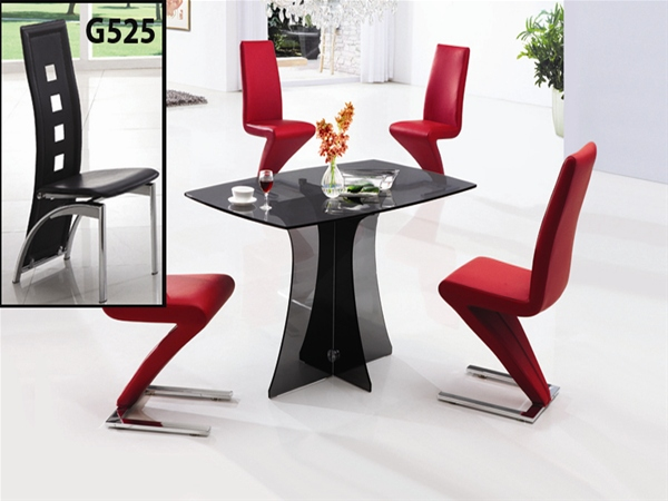 SERENE SMALL GLASS DINING TABLE : 802S 525a from www.diningtables.co.uk size 600 x 450 jpeg 105kB