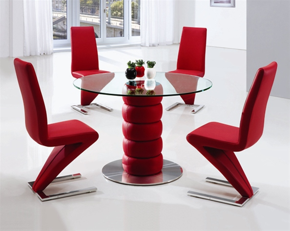 ZETA ROUND GLASS TABLE : 817 632 from www.diningtables.co.uk size 594 x 474 jpeg 107kB