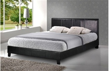 SICILY MODERN DESIGNER LEATHER BED