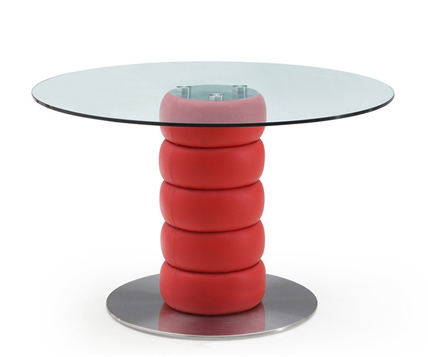 ZETA ROUND GLASS DINING TABLE : 817 3 from www.diningtables.co.uk size 600 x 501 jpeg 31kB
