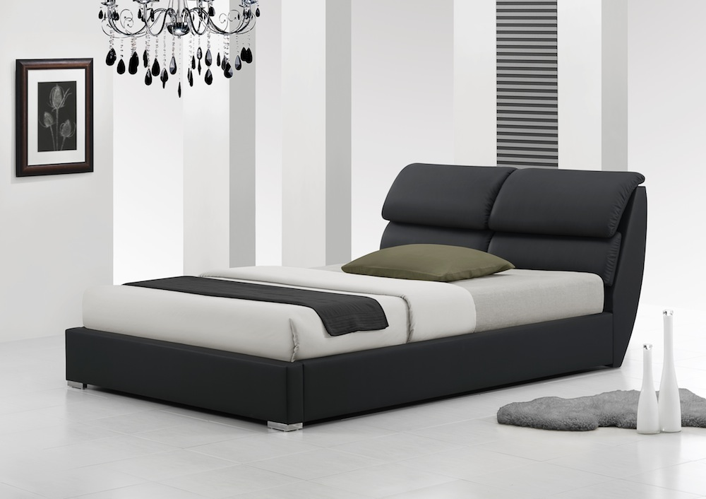 PEDROS LIBRETTO LEATHER BED