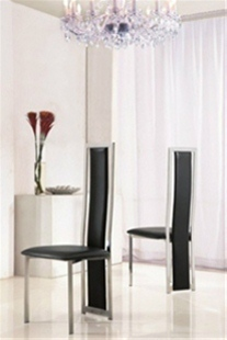 MODERN DESIGNER DINING CHAIRS (5 COLOURS) - G601