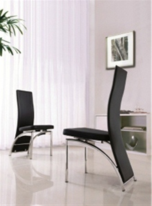 MODERN DESIGNER DINING CHAIRS (4 COLOURS) - G501