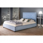 fabiano modern storage fabric bed