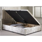 ottoman storage side lift divan base