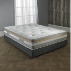 premium gel and foam mattress