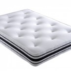 2500 spring memory foam orthopaedic mattress
