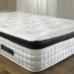 pocket 3000 spring organic pillow top mattress