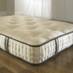 pocket 2000 spring organic orthopaedic mattress