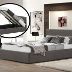 fiona ottoman fabric bed