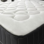 semi orthopaedic open coil spring mattress